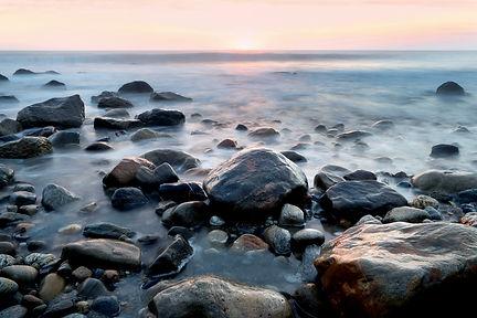 3-Sunrise Among Rocks - Montauk.jpg