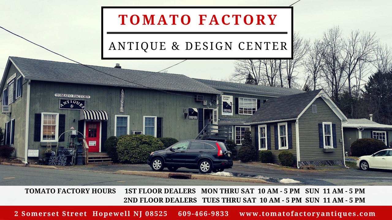 Tomato Factory Antiques U0026 Design Center   Hopewell, NJ