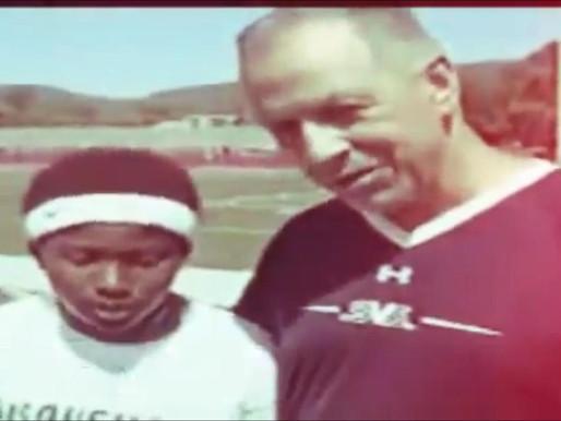 The Stubby Kid and the Quarterback Guru