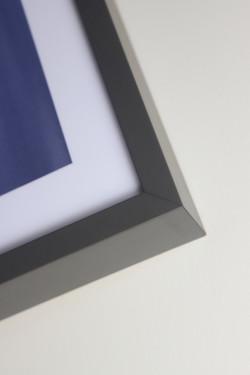 Grey Wood Frame