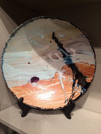 Medium Bowl (shallow) - By John Shedd