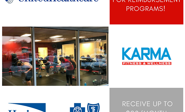 Karma Finess Insurance Reimbursement