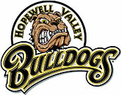 Hopewell Valley Bulldogs Logo
