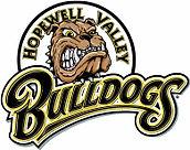 Hopewell Valley Bulldogs Logo