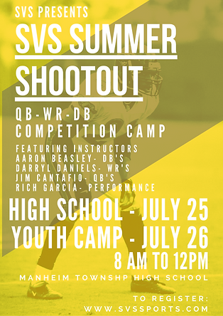 2016 SVS SUMMER SHOOTOUT