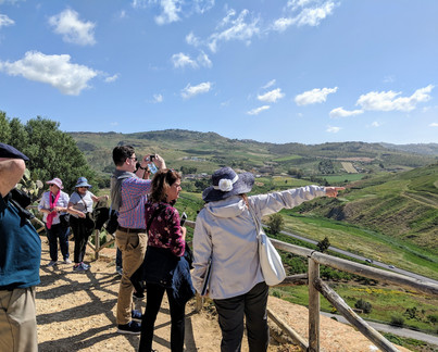 sicily south | small group tours