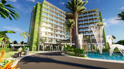 5-star hotel concept