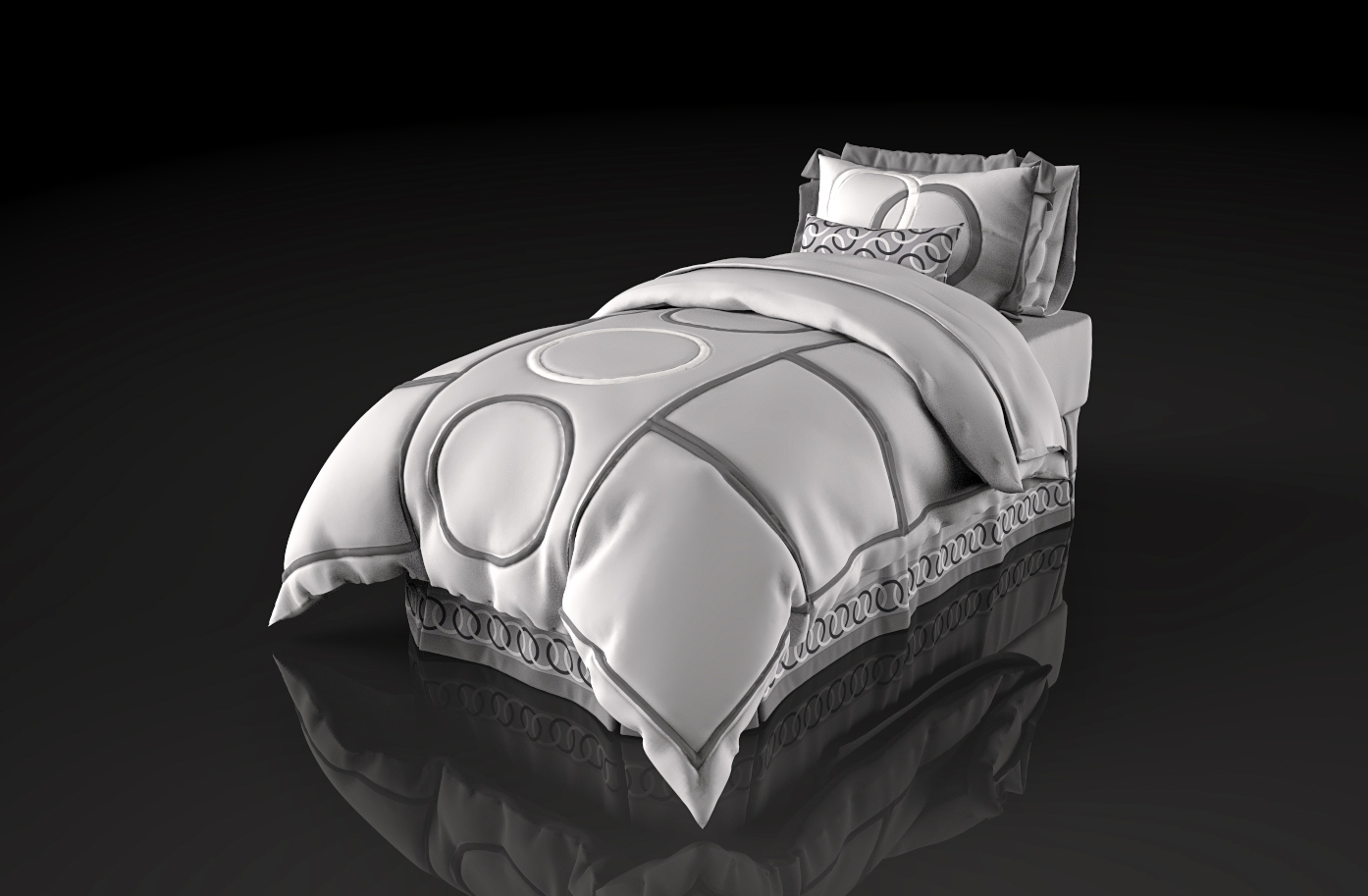 single bed concept