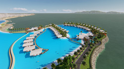 6-star lagoon resort concept