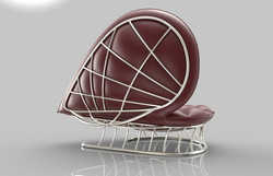 """heart sofa - """"love seat"""""""