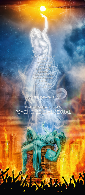 After-Death Plan - Psycho Social Sexual Front Cover