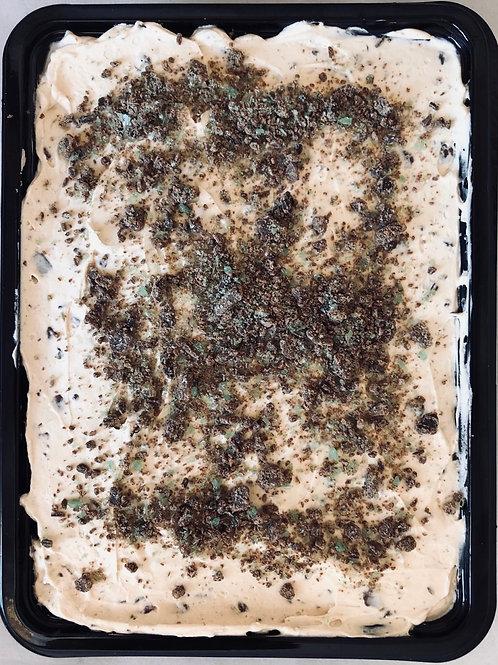 Peppermint Crisp Tart - 2 People