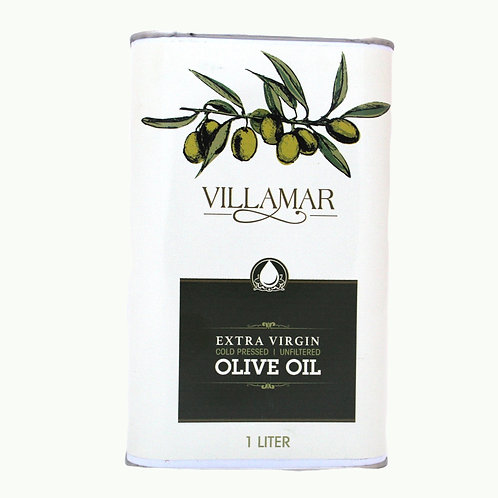 Villamar Extra Virgin Olive Oil Tins