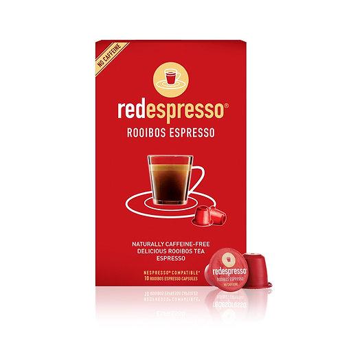 Red Espresso Pods - Box of 10