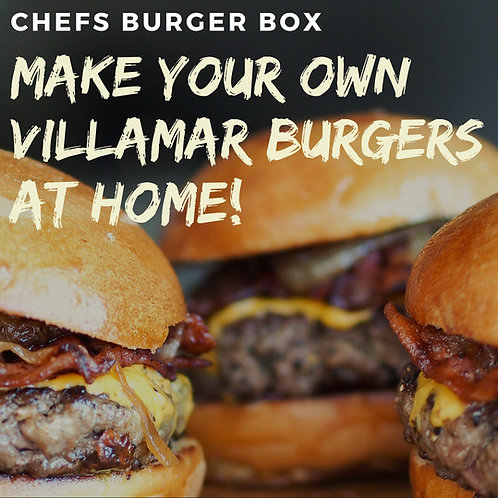 Chef's Burger Box for 2
