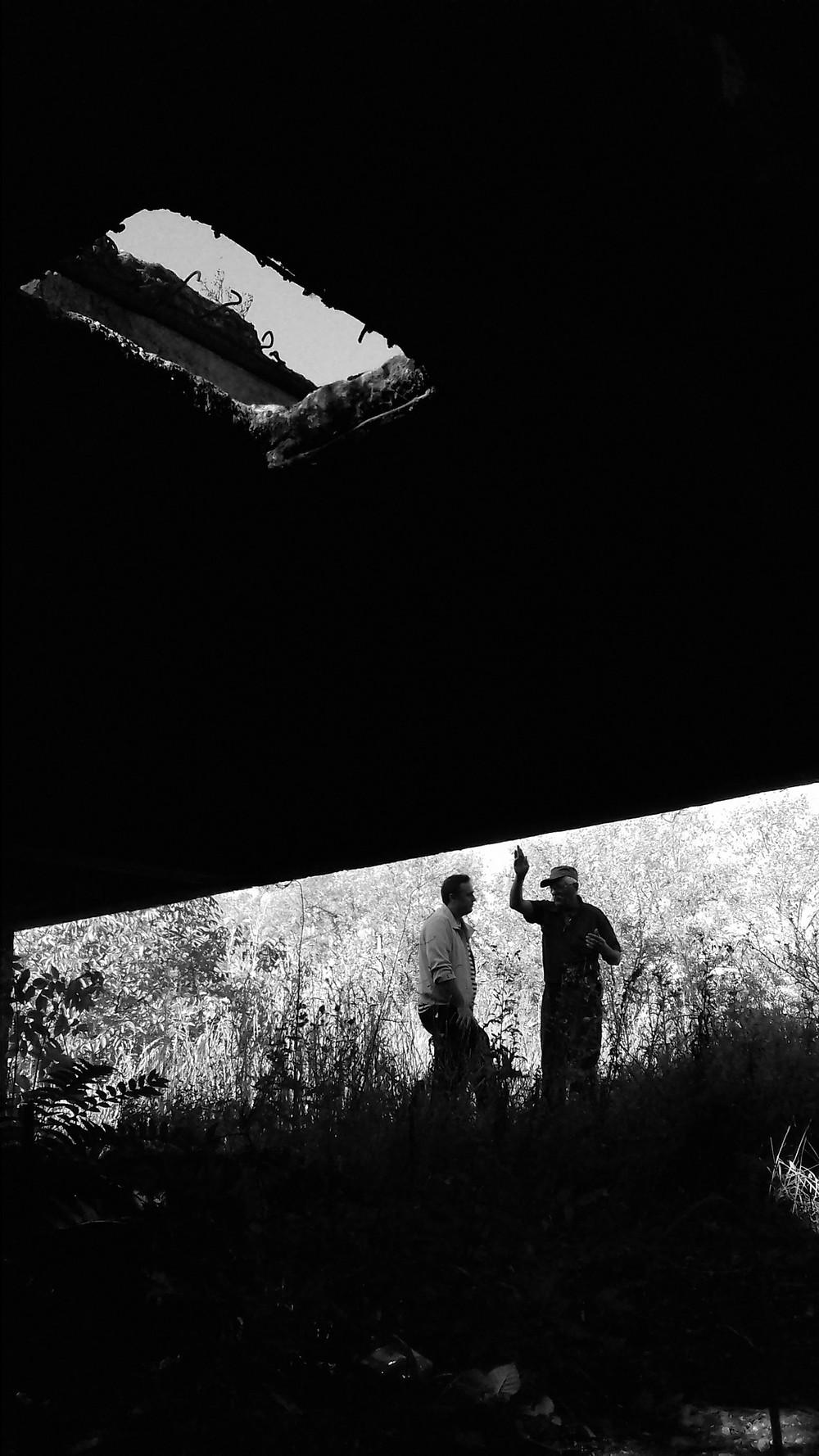 Fotografie: Theophil Soltesz; Francisc Jung sau nea Öcsi