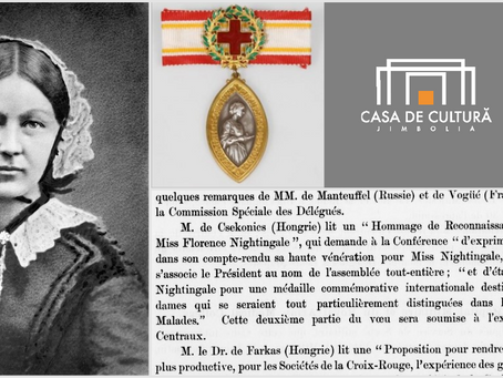 Florence Nightingale, fondatoarea nursingului modern și Csekonics
