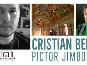 Cristian Benea - pictorul jimbolian cu peste 2000 de tablouri