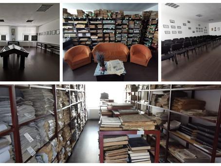 Singurul muzeu al presei din România se află la Jimbolia