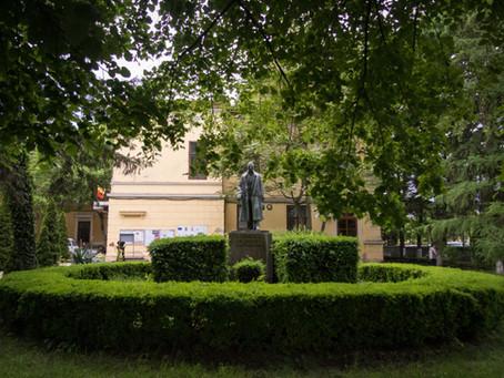 Statuia Dr. Karl Diel