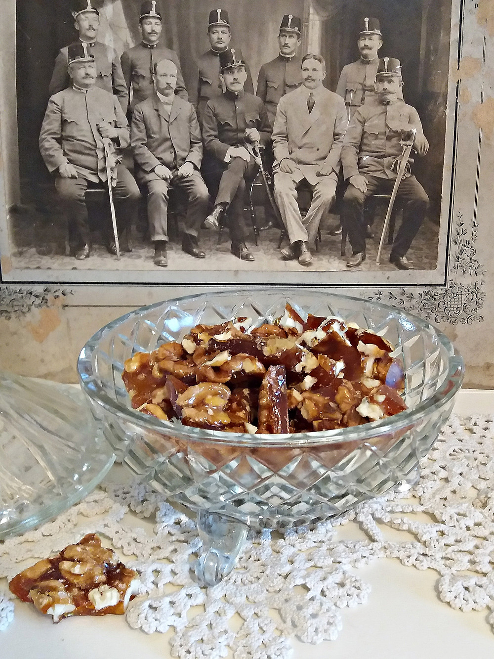 Nucă caramelizată - Fotografie: Oana Pavăl (Bîrgăoanu)