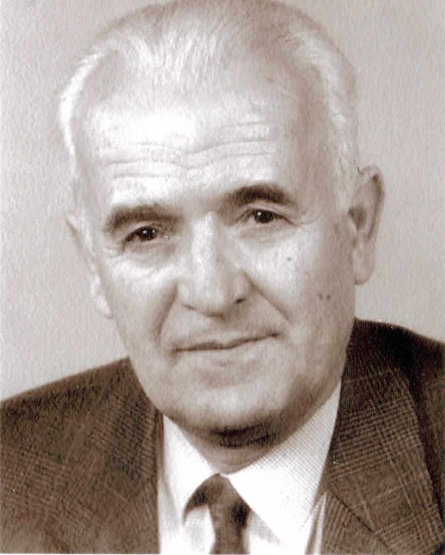Apostol N. Caciuperi; Fotografie trimisă de Herbert-Werner Mühlroth