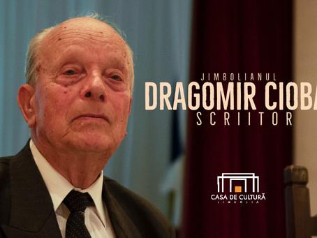 Dragomir Ciobanu – scriitorul jimbolian cu 19 cărţi publicate