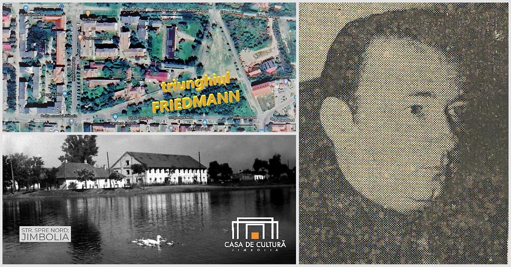 Casa de Cultură a Orașului Jimbolia; Friedmann