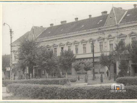 Serata culturală de la hotelul Dacia din Jimbolia - 1935