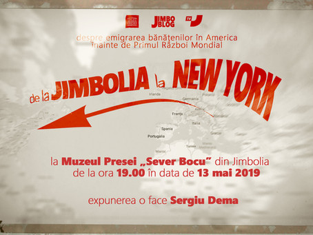 Eveniment: de la JIMBOLIA la NEW YORK