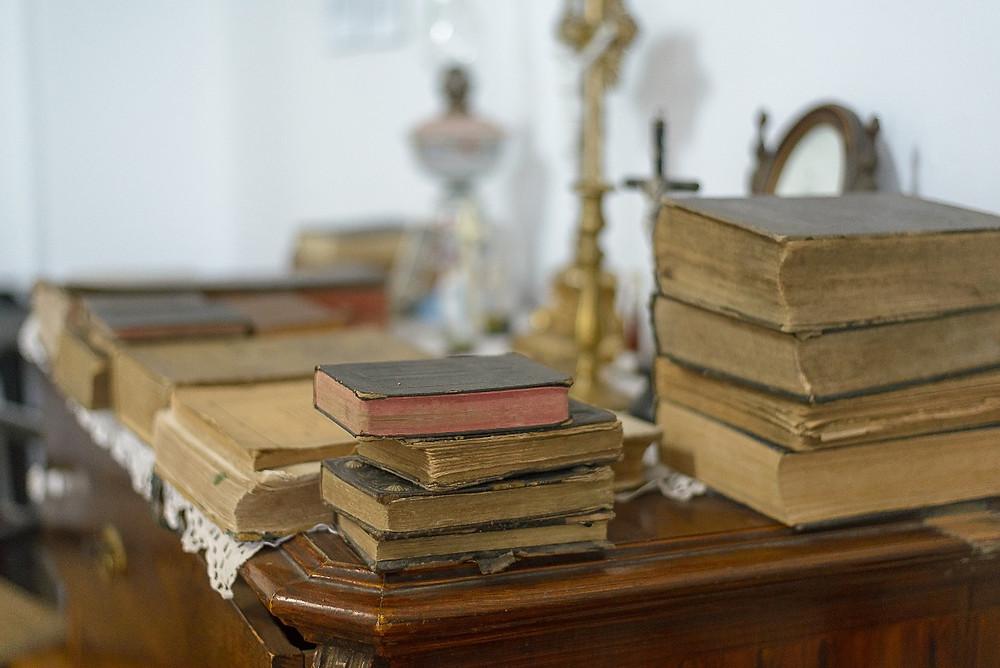 Imagine din camera șvăbească de Muzeului Stefan Jäger; Fotograf: Theophil Soltesz;