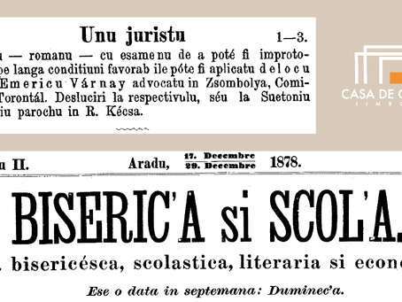 "Emericu Várnay - ""Unu juristu"" din Jimbolia"