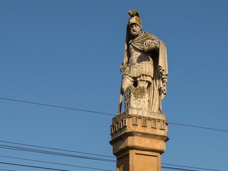 Statuia Sfântului Florian. Dincolo de mit jimbolian