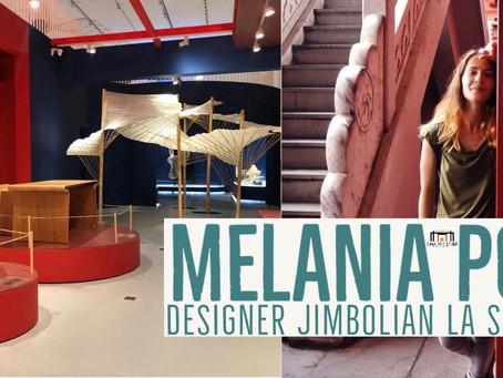 Melania Popa - designerul jimbolian ajuns în Shanghai