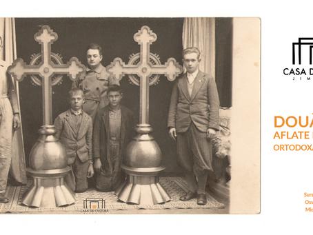 Crucea de pe biserica ortodoxă din Jimbolia