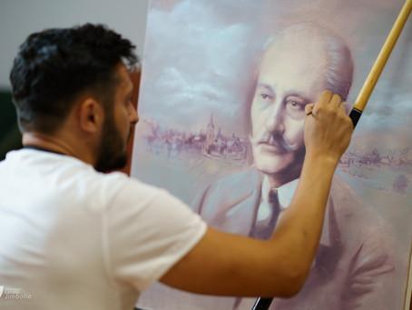 Arta în vremuri de restriște
