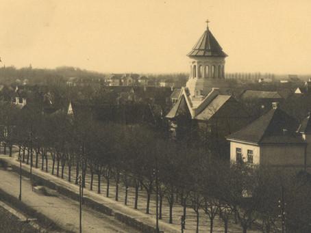 Buna Vestire și biserica ortodoxă din Jimbolia