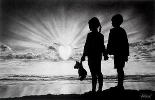 Un soleil dans le coeur jpeg (4450 x 289