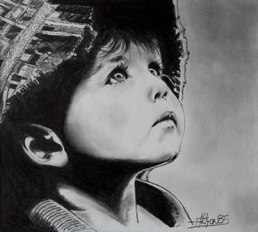 L'enfant et la lumière