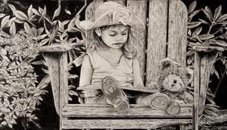 Lectrice d'un soir