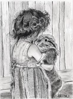 Un amour de lapin