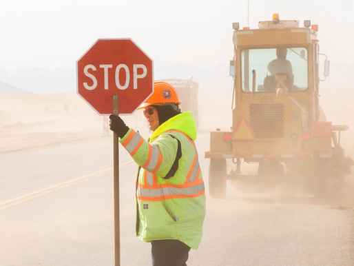 What Happens When a Construction Worker is Struck by a Vehicle?