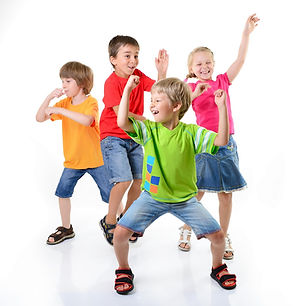 Children's Dance Class in Rolla, Missouri