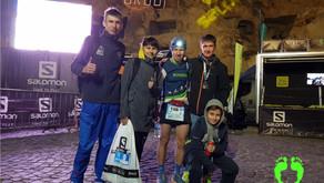 20 октября в Турции прошёл живописный забег Cappadocia Ultra Trail