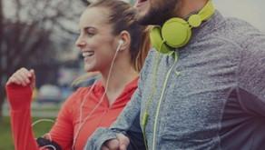 Вредит ли прослушивание музыки во время бега?