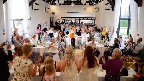 pop up 2 Alexandra & Jennifer's Wedding