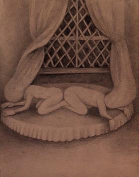 Under Curtains