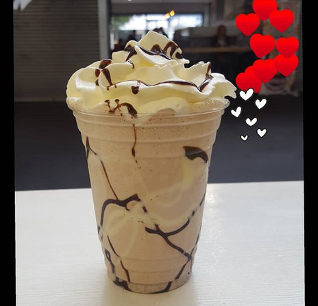 KINDER Milkshake!!
