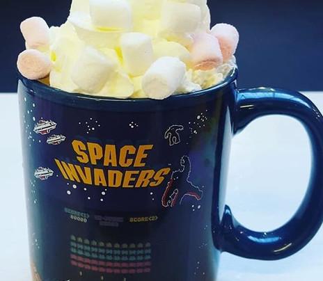 Thick, Spanish Hot Chocolate