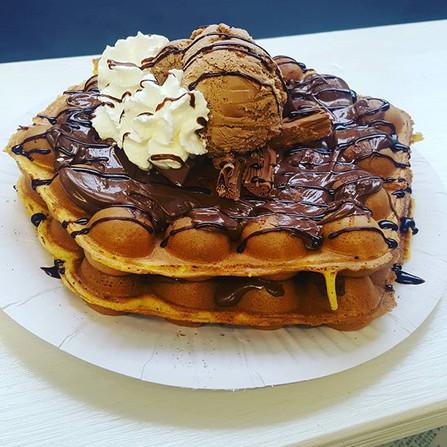 Customised Waffles!